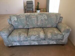 FREE 3 seater lounge and 2 armchairs Hornsby Hornsby Area Preview