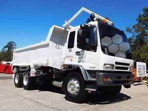 ISUZU FVZ 1400 275HP Tipper Truck / Rigid Truck - only 65,000 KM Sydney City Inner Sydney Preview