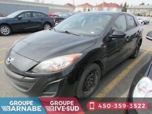 2011 Mazda 3 Sport GX A/C SPORT GROUPE ELECTRIQUE
