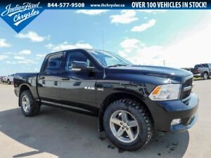 2010 Dodge Ram 1500 SLT/Sport/TRX 4x4 | Leather