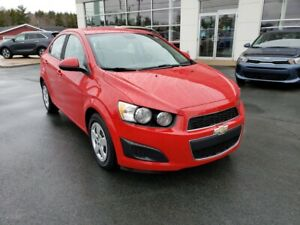 2012 Chevrolet Sonic LS Auto, air, new tires