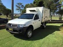 2008 Mitsubishi Triton Diesel Freezer Manual Rockdale Rockdale Area Preview