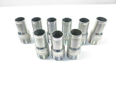 """1//4/"""" NPT x 4.5/"""" Long 304 Stainless Steel Pipe Thread Nipple Coyote Gear Sch//40"""