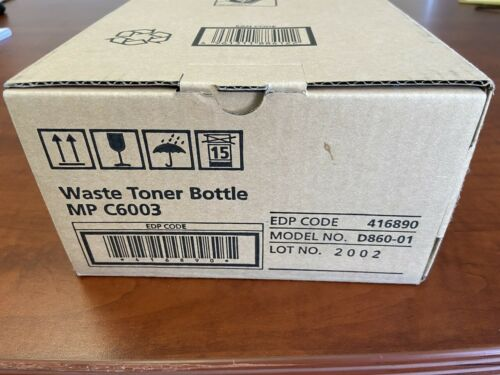 C6003 MP Waste Toner Bottle Ricoh