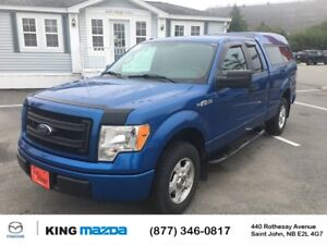 2013 Ford F-150 XL- $162 B/W BOX CAP...LOW KMS...3.7L ENGINE!!