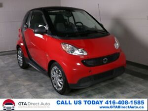 2013 Smart fortwo coupe PASSION Clean Carproof Auto Power Window