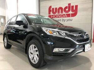 2015 Honda CR-V EX-L w/leather and power seat, $198.69 B/W MINT