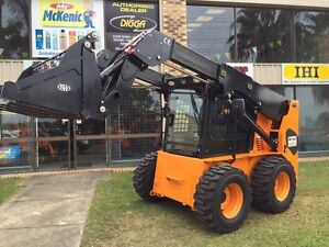 COUGAR 8500EXJK SKID STEER LOADER Inc A/C CABIN AND HEATER,Bobcat Arundel Gold Coast City Preview