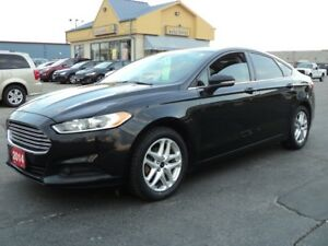 2014 Ford Fusion SE 2.5L HeatedSeats Bluetooth