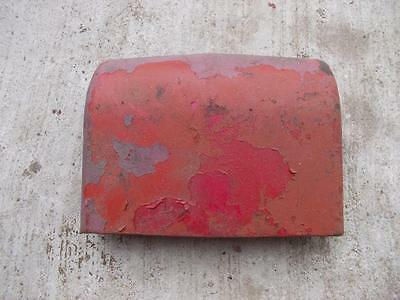 Farmall 350 400 450 Utility Tractor Original Ih Dash Gauge Cover Panel