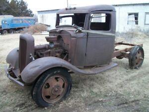 34 Chevy 1 2 3 4 Ton Truck Pickup Rat Rod 32 33