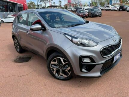 2021 Kia Sportage QL MY21 SX 2WD Grey 6 Speed Sports Automatic Wagon Melville Melville Area Preview