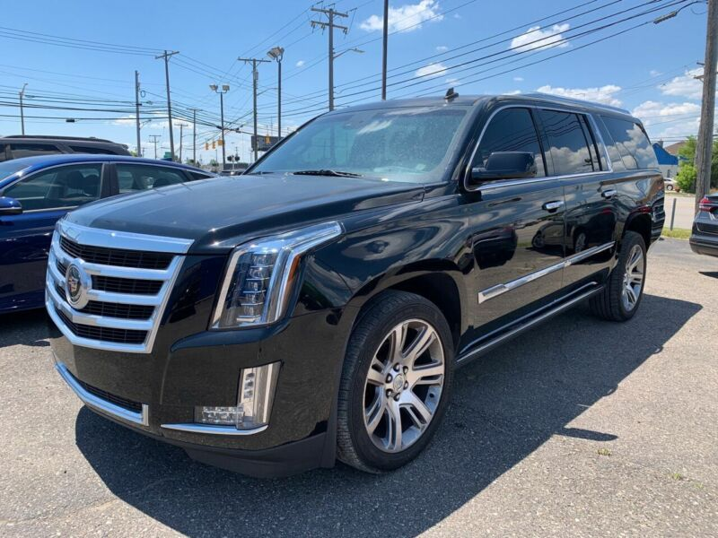 Image 3 Voiture American used Cadillac Escalade 2015
