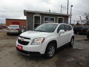 2013 Chevrolet Orlando LT ONE OWNER!!NO ACCIDENTS!! CERTIFIED!!