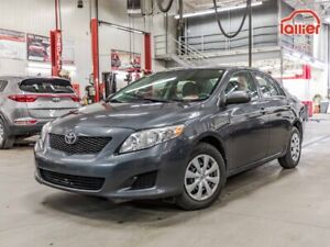 2010 Toyota Corolla CE **AUTOMATIQUE** A/C+CRUISE CONTROL+ WOW *