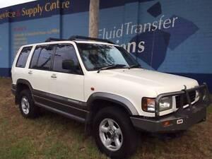 1997 Holden Jackaroo Wagon/AUTOMATIC/7SEAT... Smithfield Parramatta Area Preview