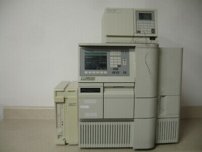 Waters 2695 Alliance Separations Module 2487 Uv Detector Hplc Lace 32 13179