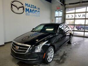 2015 Cadillac ATS 2.0T 58 000KM AWD CUIR ECRAN TACTILE