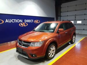2014 Dodge Journey R/T NEW TIRES! LEATHER! NAVI!