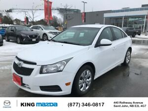 2013 Chevrolet Cruze LT Turbo AUTO...AIR..TURBO 4 CYL..SATELLITE