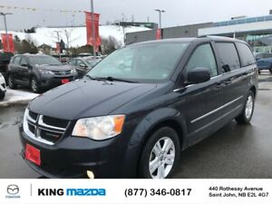 "2013 Dodge Grand Caravan Crew 1Year Warr Included..7 Pass..""S..."