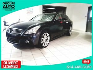 2011 Infiniti G37 Sedan XS * SPORT PACKAGE * AWD * NAVIGATION *