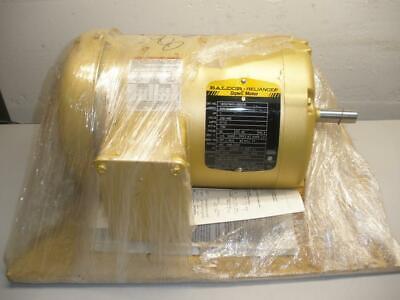 Baldor Super E Em3546 M35a011m492g1 1hp 230460 1760rpm 3 Phase New