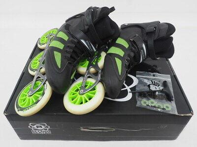 Atom Skates Atom Pro Fitness 3 x 125 Outdoor Inline Skates Size EU 47 US 15