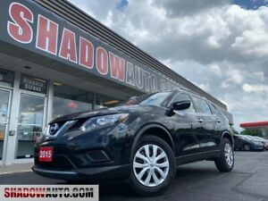 2015 Nissan Rogue S AWD -GREAT VALUE -VOTED #1 DEALER
