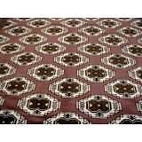 10X13 MINT PERFECT NEVER USED MASTERPIECE HAND KNOTTED WOOL TURKAMON PERSIAN RUG