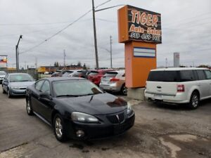 2006 Pontiac Grand Prix **LEATHER**WINTER TIRES**ONLY 185KMS**AS