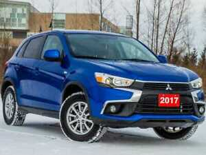 2017 Mitsubishi RVR SE - 1OWNER|BACKUP CAMERA|HEATED FRT SEATS|