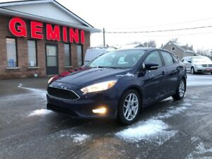 2016 Ford Focus SE Sport heated Seats and Wheel Remote Start
