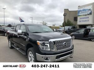 2017 Nissan Titan XD SL Gas 5.6L V8/Remote Start/Leather Seats