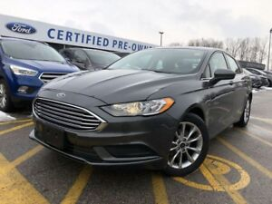 2017 Ford Fusion SE BLUETOOTH|REVERSE CAMERA|CRUISE CONTROL