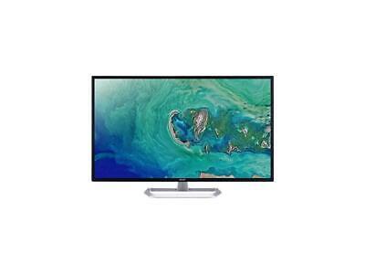 "Acer EB321HQU Cbidpx 32"" (Actual size 31.5"") WQHD 2560 x 1440 (2K) 4ms GTG DVI H"