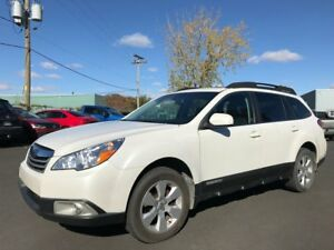 2011 Subaru Outback 2.5i Limited Pwr Moon - AWD,  Roues d'hiver