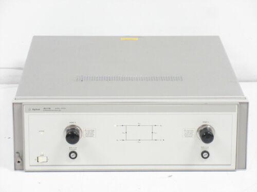 AGILENT 8517B 45 MHZ - 50 GHZ S-PARAMETER TEST SET ~ HP
