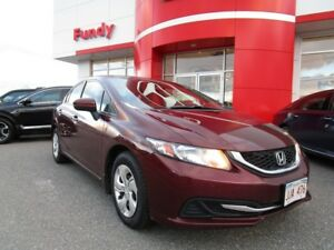 2015 Honda Civic LX w/Heated Front Seats, $129.49 B/W PRICE REDU