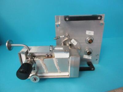 Head Heater Source Lid Ion Source Septum Part 4 Micromass Gct Mass Spectrometer