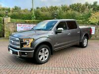 2017 Ford F-150 Platinum 3.5 ecoboost-Stunning Truck And SIMILAR REQUIRED !