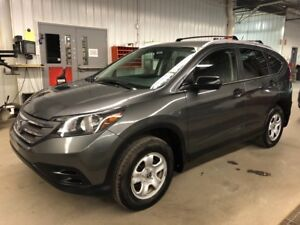 2013 Honda CR-V LX AWD + GALLERIE TOIT + ATTACHE REMORQUE