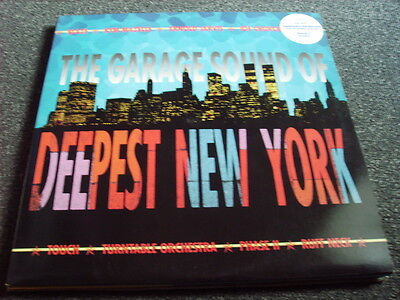 The Garage Sound of Deepest New York LP-2 LPs-Made in UK