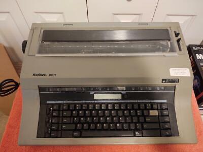 Swintec Model 8011 Electronic Typewriter Wide Format