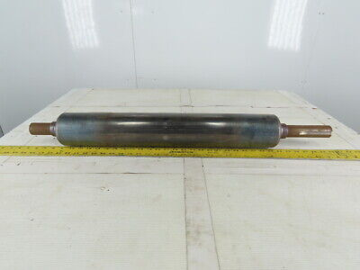 Dematic 4 X 29 Bf 26-12 Crowned Face Conveyor Drive Roller