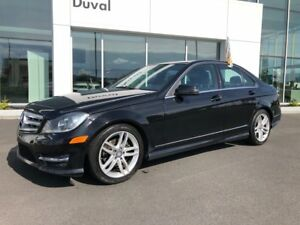 2012 Mercedes-Benz C-Class C 250 4Matic - NOUVEL ARRIVAGE