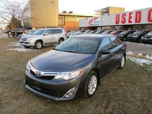 2014 Toyota Camry XLE~LEATHER~NAV.~SUNROOF~