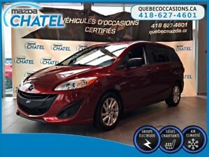 2015 Mazda Mazda5 GS - MANUELLE - A/C - MAGS