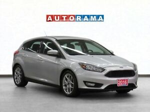 2016 Ford Focus SE Navigation Leather Sunroof Backup Cam