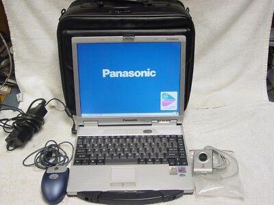Panasonic CF-73 Toughbook 1.6GHz/1024MB/No HD